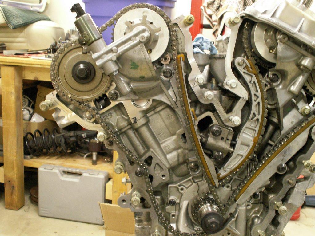 Jaguar Motor Project May 2006