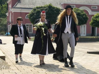 Weird Wedding Photos