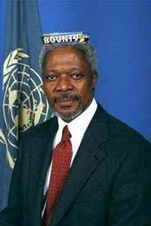 bounty on kofi annan's head