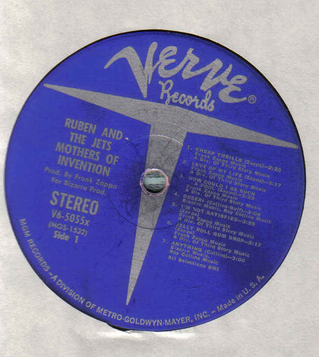 Ruben And The Jets - Something Strange Has Happened