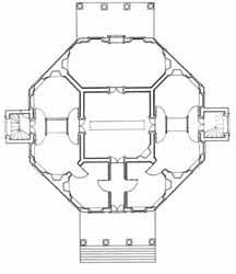 Designerblog 07 01 2006 08 01 2006 for Poplar forest floor plan