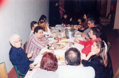 Foto de Germana onde figura o actor Fernando Mendes