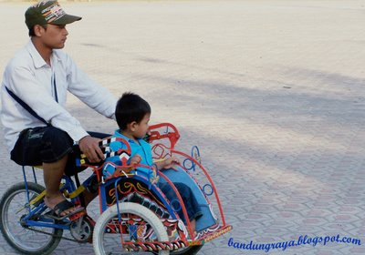 Mini Becak