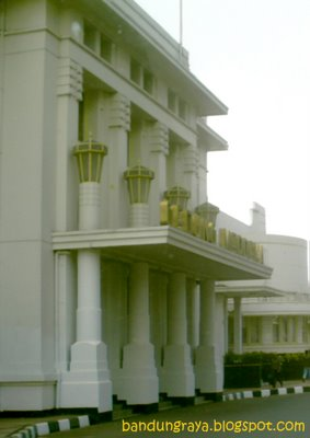 Gedung Merdeka (the Independence Building)
