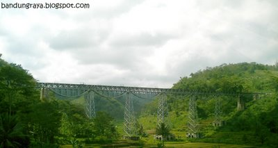 Railroad Bridge to Bandung