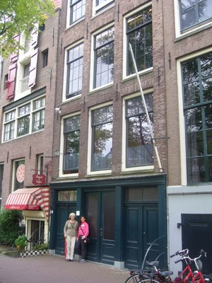 Karlanl anne frank huis casa de ana frank amsterdam - La casa de ana ...