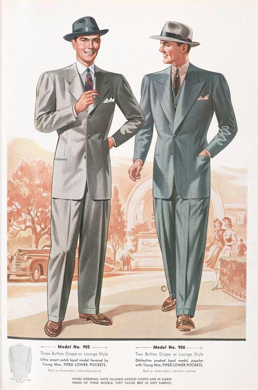 Reciklante: Vestimentas de este siglo