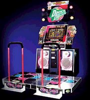 Recreativa de Dance Dance Revolution