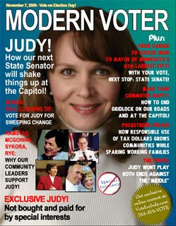 Judy Johnson for Senate