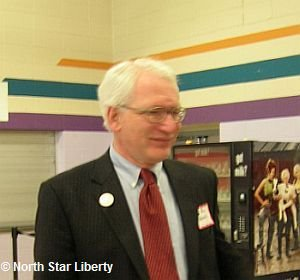 Rep. Ron Abrams (Photo: North Star Liberty)