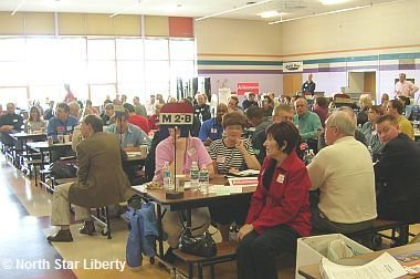 SD 43 convention (Photo: North Star Liberty)