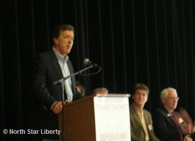 Congressman Jim Ramstad (Photo: North Star Liberty)