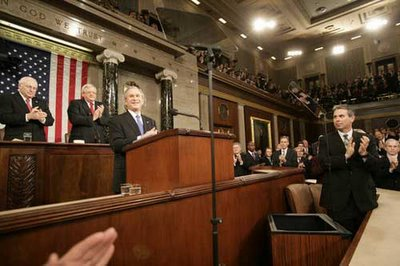 State of the Union 2006 (Photo: White House)
