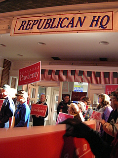 Alexandria Republican HQ. (c) North Star Liberty.