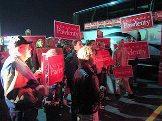 Buffalo campaign stop. (c) North Star Liberty.