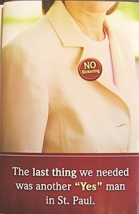 DFL campaign literature