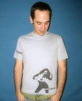 Mariete, más guapo que un San Luis, con su camiseta de Maraya