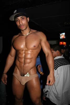 Nude Black Male Strippers