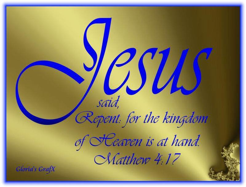 Image result for repent for the kingdom of god is at hand kjv