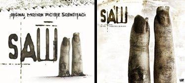 Portada de la BSO Saw 2 - Cartel de Saw 2