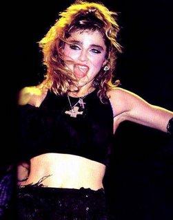 Madonna joven
