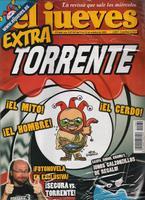 Los gallumbos de Torrente en El Jueves