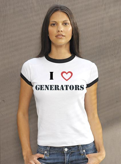 T-Shirt Sign Generator