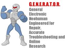 Cyborg Name Generator