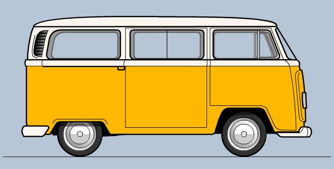 vw combi vw microbus camper 2017 2018 best cars reviews top pin dibujo combi vw. Black Bedroom Furniture Sets. Home Design Ideas