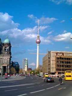 FernsehTurm - Berlin TV tower
