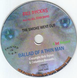 BALLAD OF A THIN MAN CD