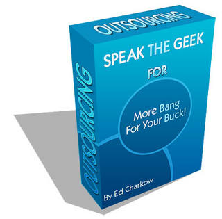 Outsourcing guide for Internet marketing - Geek Speak