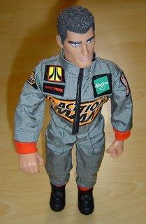 Atari Action Man.