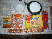 ingredientes.0 Faça um TWIX Gigante em casa!