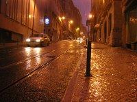 sigue lloviendo en Lisboa, las asesinas aceras no pudieron conmigo