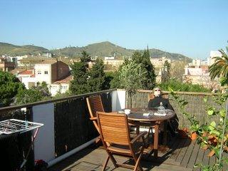 terracita al sol, primera de la temporada