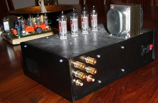 S-5 Electronics K-12 Tube Amplifier Kit