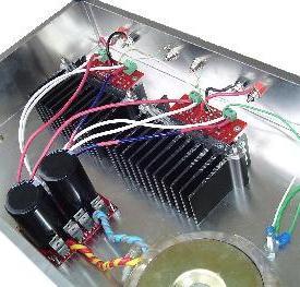 LM3886 ChipAmp (gainclone)