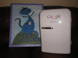 Google Refrigerator, Ed Mouse