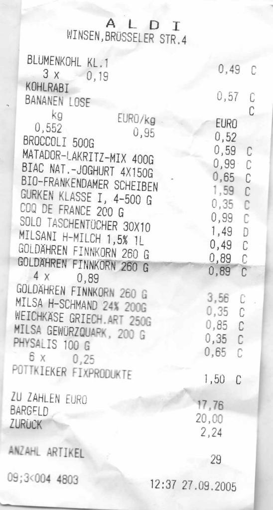 Fein Kassenbeleg Rahmen Bilder - Bilderrahmen Ideen - szurop.info