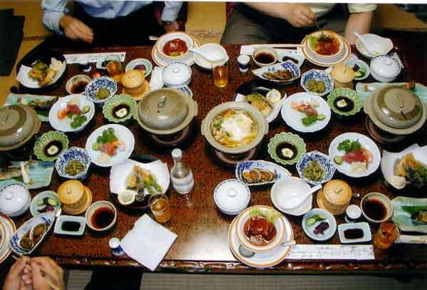 Auf der Suche: Essen auf Japanisch