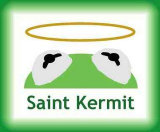 Saint Kermit podcast