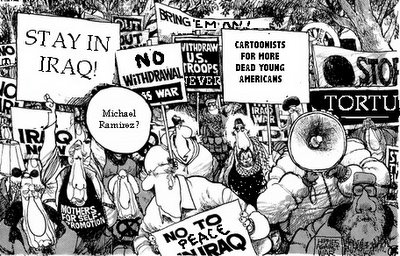 Cartoonists for war