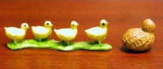 A duck-like peanut by Bob White (http://www.hanttula.com/)