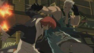 briga pela roupa mais estranha do anime