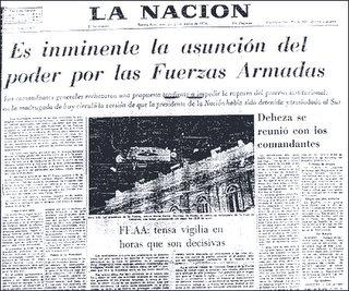 La Nación - 24-03-76