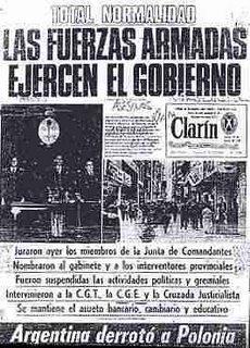 Clarín 25-03-76