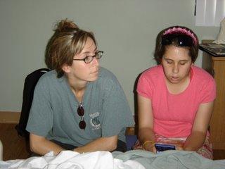 Kathy et Gaiana
