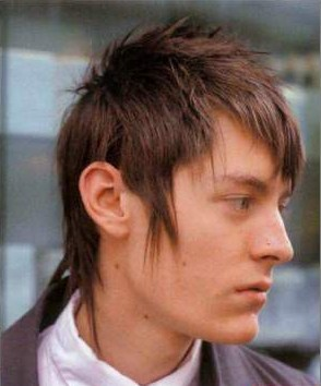 Asian Mullet Hair Styles - Hairstyle asian mullet