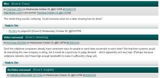 Sistema de Comentarios de Slashdot